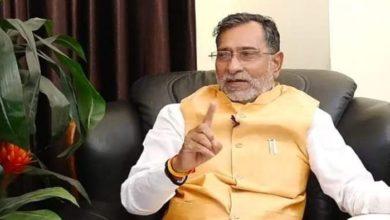 नेता विरोधी दल राम गोविंद चौधरी