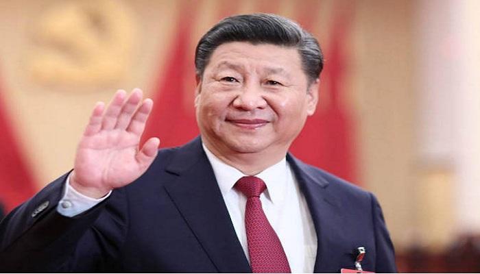 राष्ट्रपति चिनफिंग