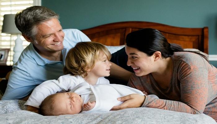 परिवार में प्रेम