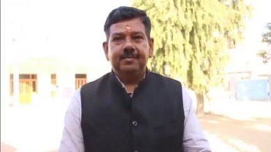 राजस्थान के उच्च शिक्षा मंत्री