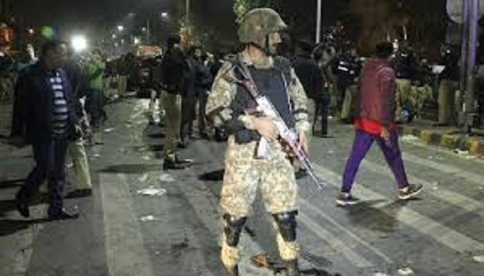 पाकिस्तान के पाराचिनार शहर में विस्फोट