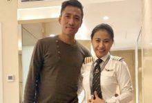 बोइंग 787 की पायलट कमांडर पुष्पांजलि पोत्सांगबाम
