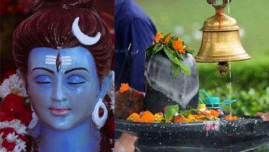 भगवान शिव की पूजा