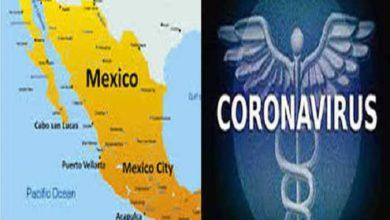 मेक्सिको में कोरोना