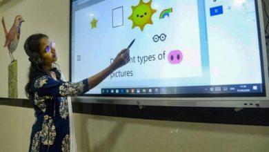 teachers stopped online classes