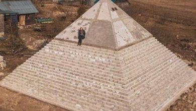 पिरामिड के रहस्य