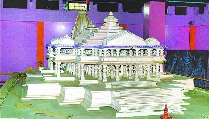 राम मंदिर के मुख्य पुजारी की कोरोना रिपोर्ट नेगेटिव