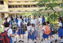 स्कूलों के फीस वसूलने पर रोक
