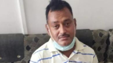 दुर्दांत अपराधी विकास दुबे उज्जैन से गिरफ्तार