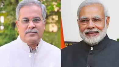 PM Modi congratulates Chhattisgarh CM Bhupesh Baghel on his birthday