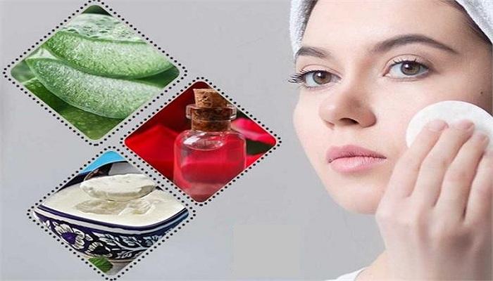 home remedies glowing skin