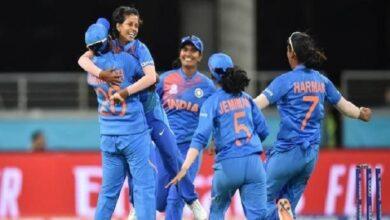 महिला वनडे वर्ल्ड कप 2021
