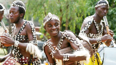 Great Andamanese Tribe