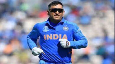 कप्तान महेंद्र सिंह