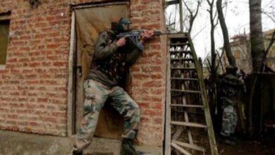 हिज्बुल का टॉप कमांडर आजाद ललहारी ढेर
