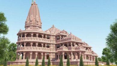 राम मंदिर निर्माण शुरू