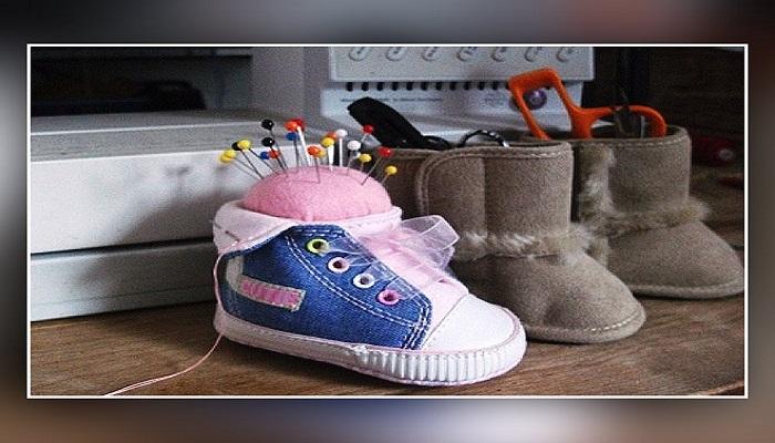 पुराने जूतों का इस्तेमाल