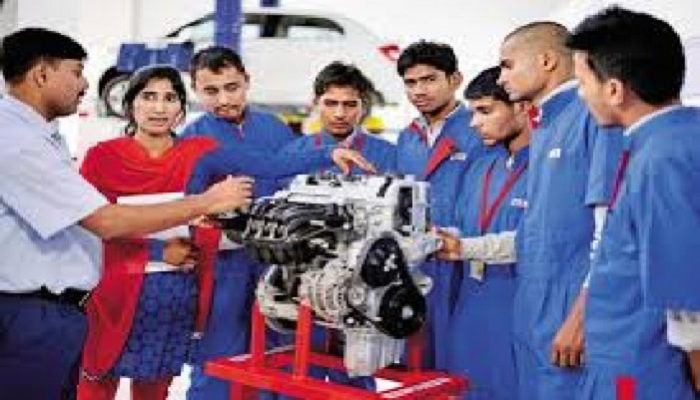 Industrial Training Institute uttar pradesh