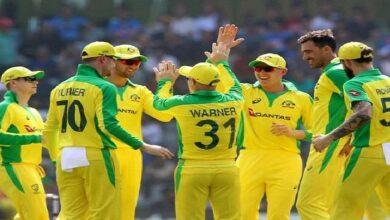 Australia T20 Team