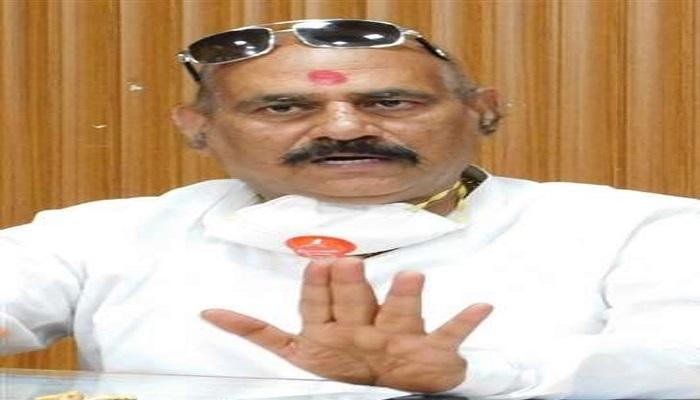 Bahubali MLA Vijay Mishra