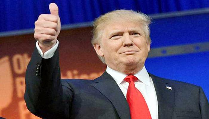 डोनाल्ड ट्रंप Donald trump