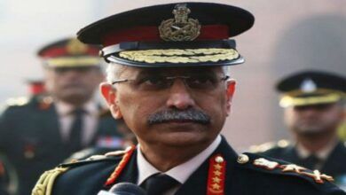 Army Chief arrives to visit Lucknow