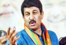 मनोज तिवारी बाल-बाल बचे Manoj Tiwari