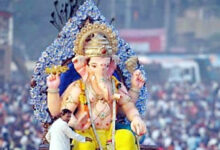 Ganeshotsav of Mumbai will fade this year