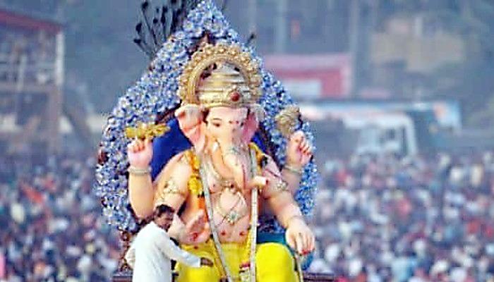 Ganeshotsav of Mumbai will fade this year
