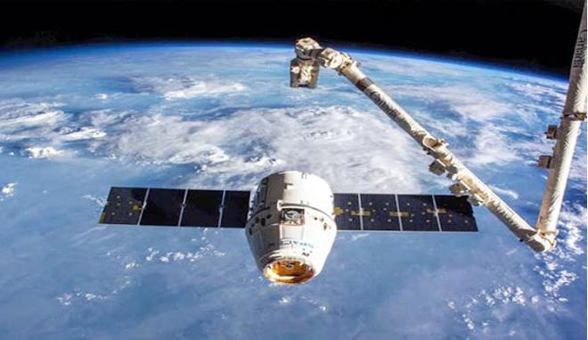 अंतरिक्षयात्री धरती पर लौटने के लिए हुए रवाना