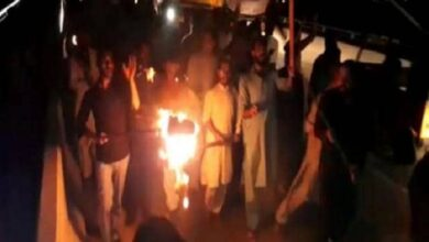 torch rally in pok