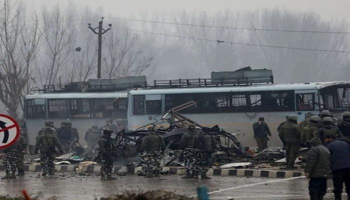 पुलवामा हमले Pulwama terror attack