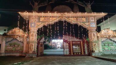 श्रीराम मंदिर भूमि पूजन