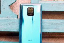 Redmi Note 9 Pro Max phone