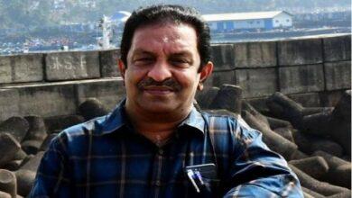वरिष्ठ पत्रकार एन जे नायर का निधन