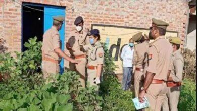 लखनऊ में ट्रिपल मर्डर triple murder in Lucknow