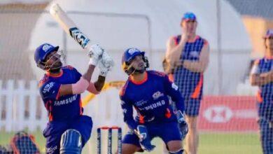 Mumbai Indians Match