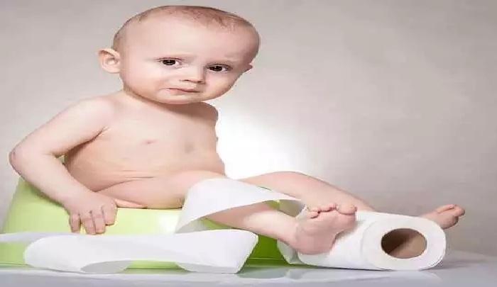urine problem in baby