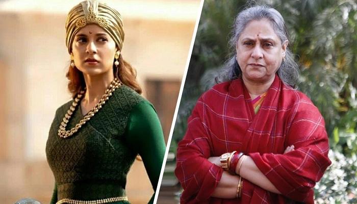 Kangana Ranaut vs Jaya Bachchan