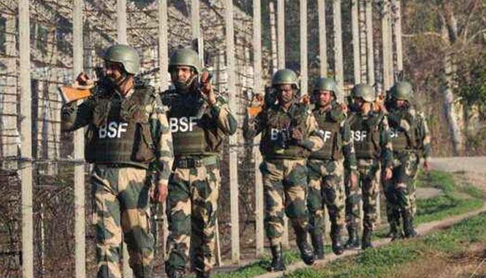 Pakistani intruders pile up