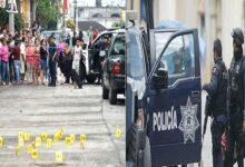 मैक्सिको बार में गोलीबारी