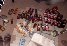 अवैध शराब बनाने की फैक्ट्री