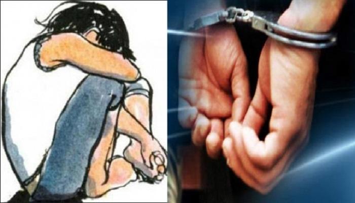 rape accused arrested