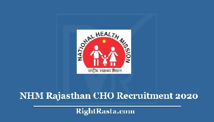 NHM Rajasthan
