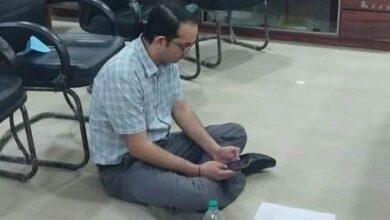 SDM विनीत कुमार निलंबित