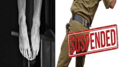 Suicide in police custody