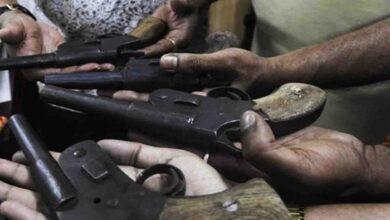 अवैध शस्त्र फैक्ट्री