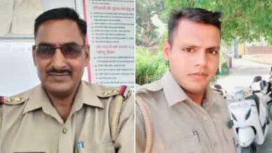 Soldier shot himself in Badaun