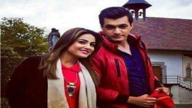 Hina Khan Wants To Romance With Mohsin Khan Onscreen