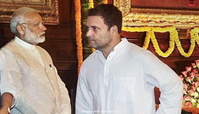 राहुल गांधी का पीएम पर हमला,